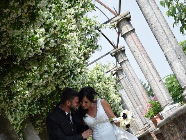 Il matrimonio di Marco e Linda a Volta Mantovana, Mantova 19