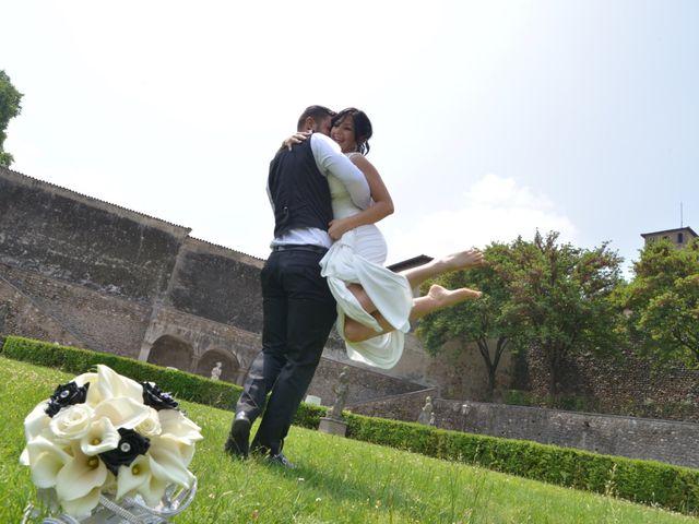 Il matrimonio di Marco e Linda a Volta Mantovana, Mantova 23