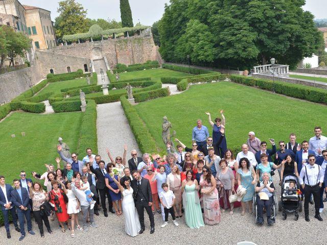 Il matrimonio di Marco e Linda a Volta Mantovana, Mantova 24