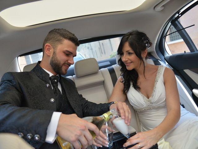 Il matrimonio di Marco e Linda a Volta Mantovana, Mantova 25