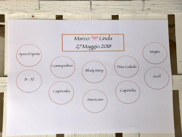 Il matrimonio di Marco e Linda a Volta Mantovana, Mantova 28