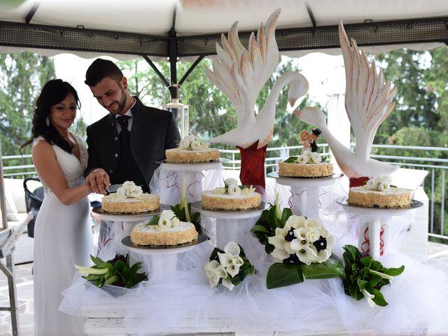 Il matrimonio di Marco e Linda a Volta Mantovana, Mantova 34