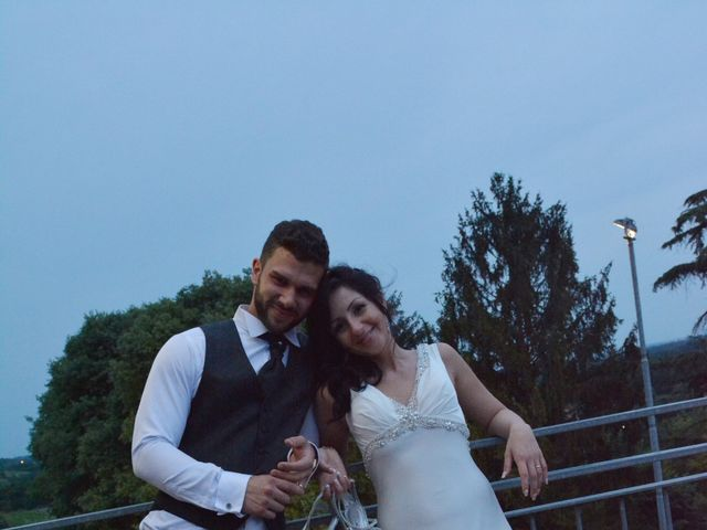 Il matrimonio di Marco e Linda a Volta Mantovana, Mantova 38