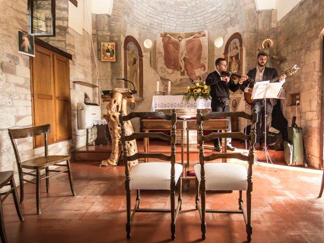 Il matrimonio di Antonio e Manuela a Bettona, Perugia 7