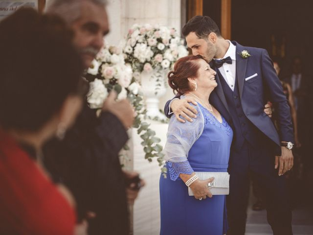 Il matrimonio di Massimiliano e Mariateresa a Triggiano, Bari 12