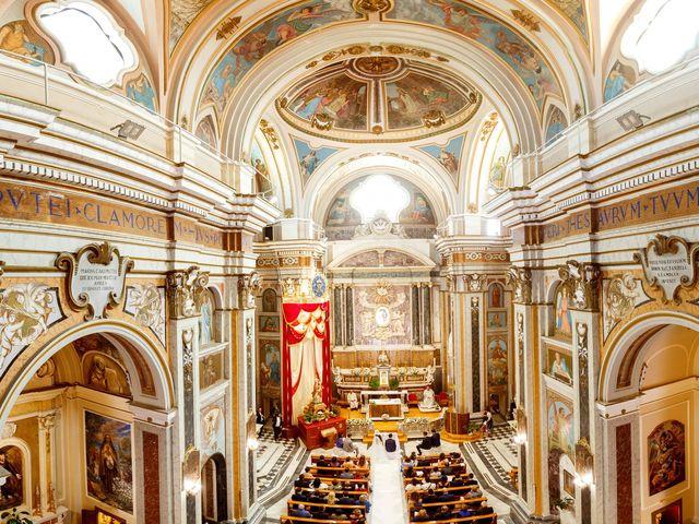 Il matrimonio di Massimiliano e Mariateresa a Triggiano, Bari 17
