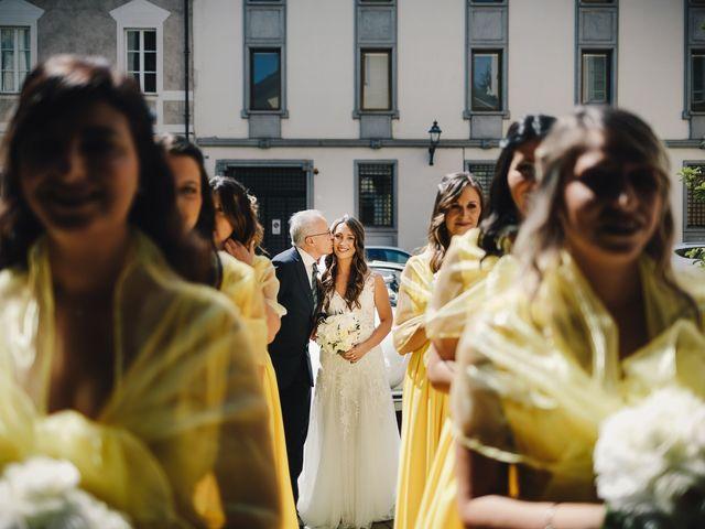 Il matrimonio di Matteo e Roberta a Biella, Biella 21