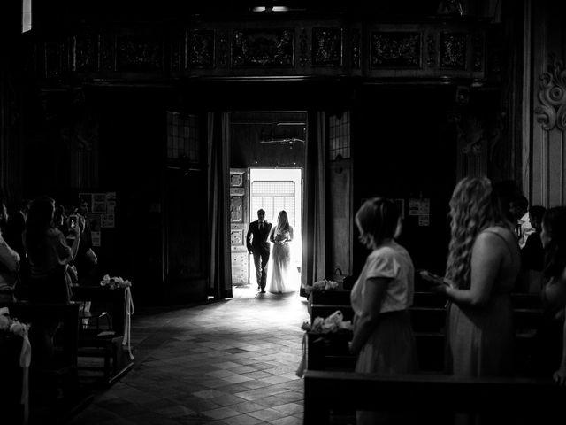 Il matrimonio di Matteo e Roberta a Biella, Biella 22