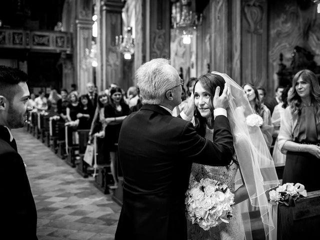 Il matrimonio di Matteo e Roberta a Biella, Biella 24