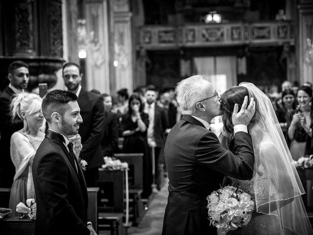 Il matrimonio di Matteo e Roberta a Biella, Biella 25