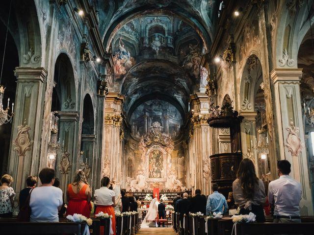 Il matrimonio di Matteo e Roberta a Biella, Biella 26