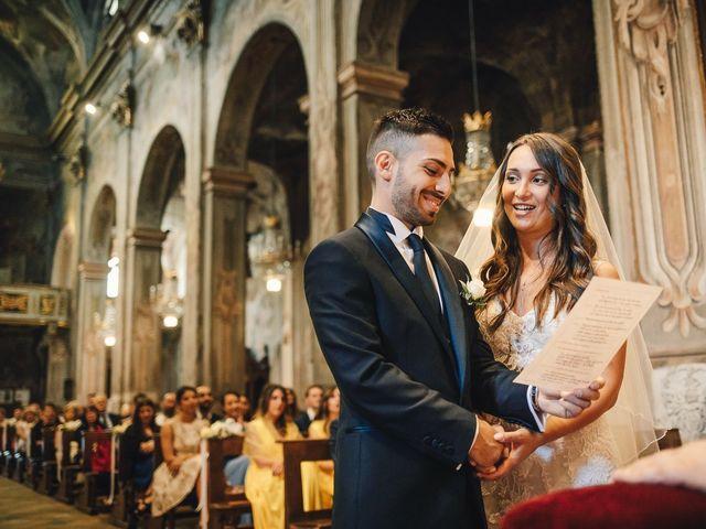 Il matrimonio di Matteo e Roberta a Biella, Biella 27