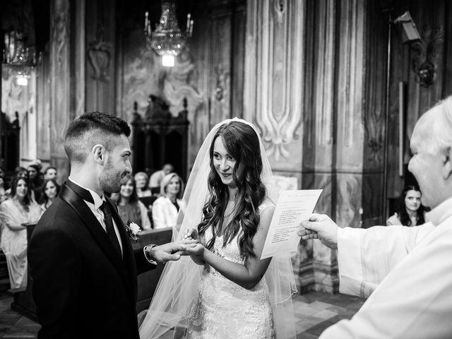 Il matrimonio di Matteo e Roberta a Biella, Biella 29
