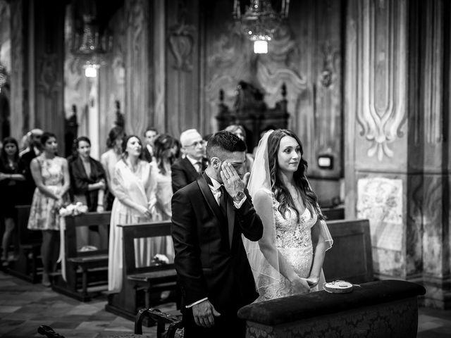 Il matrimonio di Matteo e Roberta a Biella, Biella 30