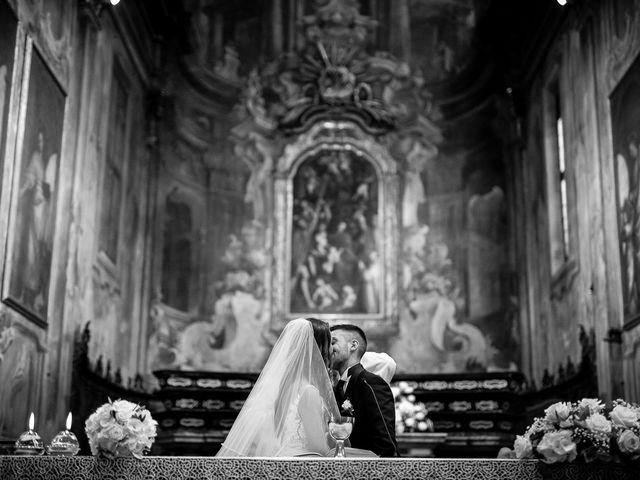 Il matrimonio di Matteo e Roberta a Biella, Biella 31