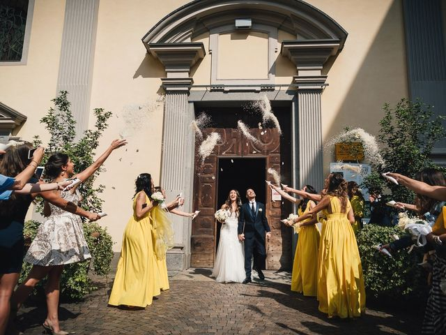 Il matrimonio di Matteo e Roberta a Biella, Biella 34
