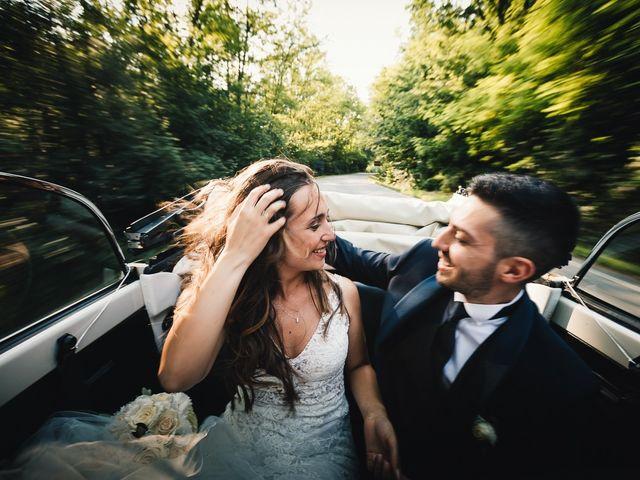 Il matrimonio di Matteo e Roberta a Biella, Biella 36