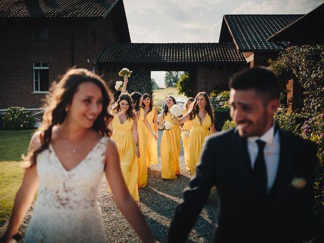 Il matrimonio di Matteo e Roberta a Biella, Biella 38