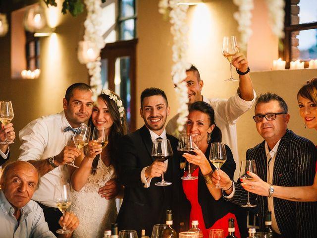 Il matrimonio di Matteo e Roberta a Biella, Biella 57