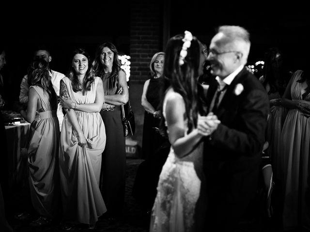 Il matrimonio di Matteo e Roberta a Biella, Biella 75