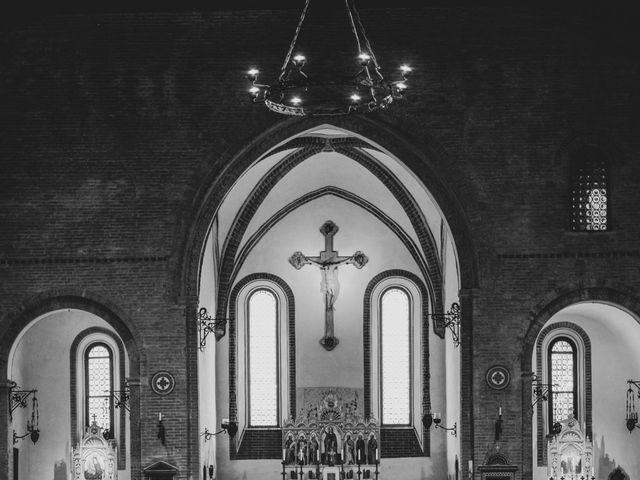 Il matrimonio di Stefano e Giulia a Monselice, Padova 37