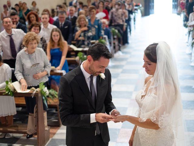 Il matrimonio di Stefano e Giulia a Monselice, Padova 45