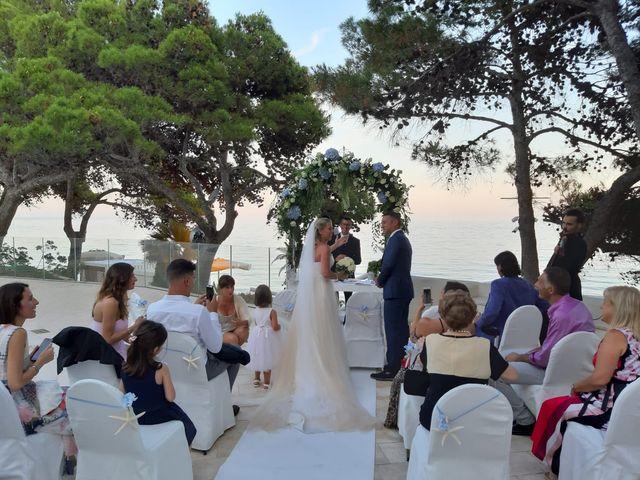 Il matrimonio di Luca e Carola a Pula, Cagliari 5
