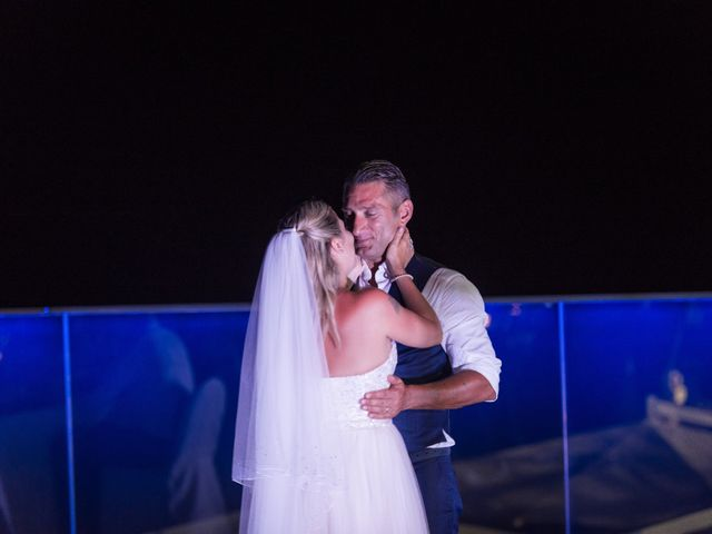 Il matrimonio di Luca e Carola a Pula, Cagliari 2