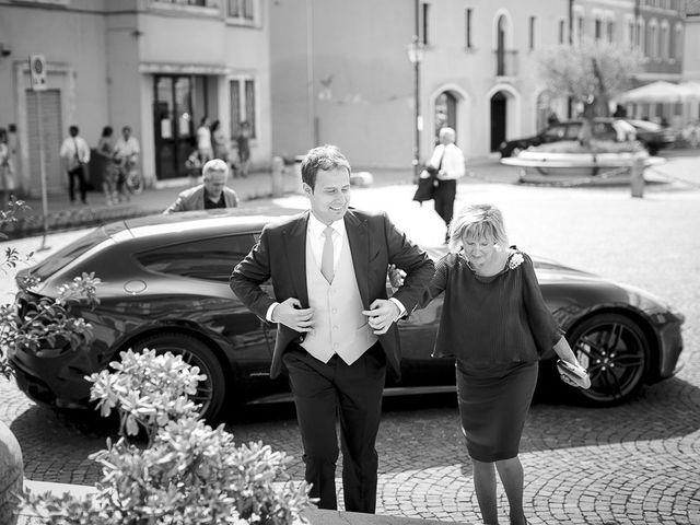 Il matrimonio di Matteo e Valentina a Arquà Polesine, Rovigo 17