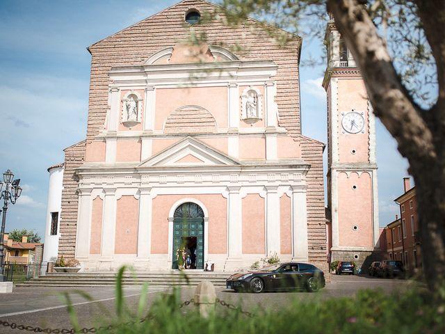 Il matrimonio di Matteo e Valentina a Arquà Polesine, Rovigo 22