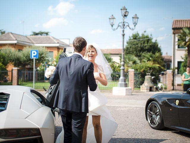 Il matrimonio di Matteo e Valentina a Arquà Polesine, Rovigo 28