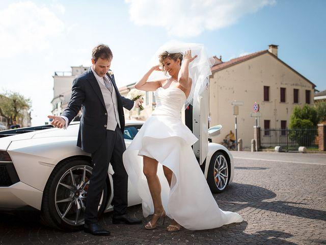 Il matrimonio di Matteo e Valentina a Arquà Polesine, Rovigo 29