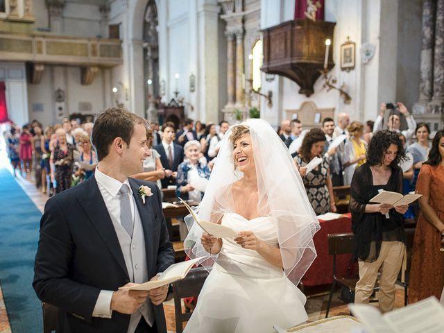 Il matrimonio di Matteo e Valentina a Arquà Polesine, Rovigo 34