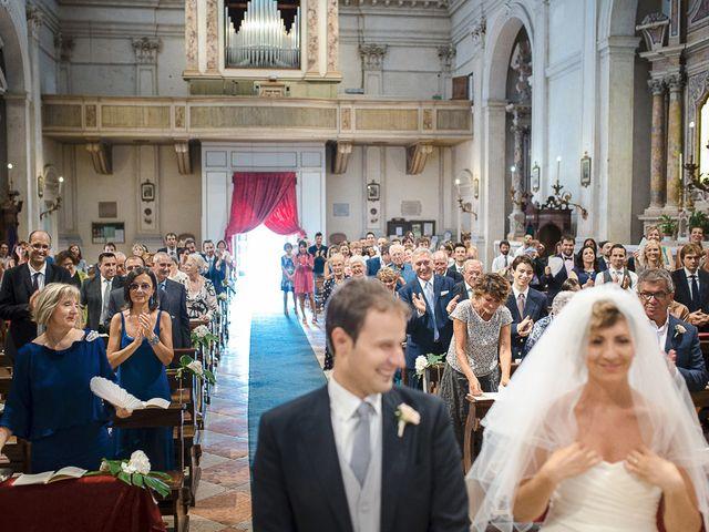 Il matrimonio di Matteo e Valentina a Arquà Polesine, Rovigo 36