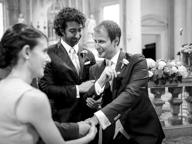 Il matrimonio di Matteo e Valentina a Arquà Polesine, Rovigo 38