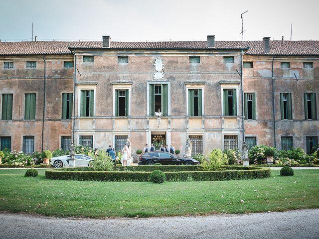 Il matrimonio di Matteo e Valentina a Arquà Polesine, Rovigo 45