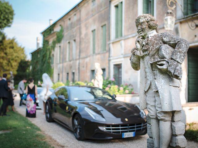 Il matrimonio di Matteo e Valentina a Arquà Polesine, Rovigo 46