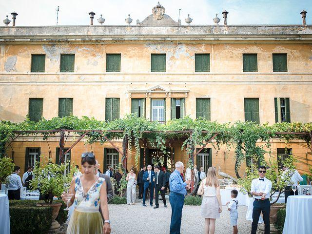 Il matrimonio di Matteo e Valentina a Arquà Polesine, Rovigo 47