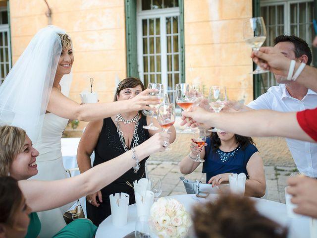 Il matrimonio di Matteo e Valentina a Arquà Polesine, Rovigo 52