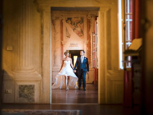 Il matrimonio di Matteo e Valentina a Arquà Polesine, Rovigo 61