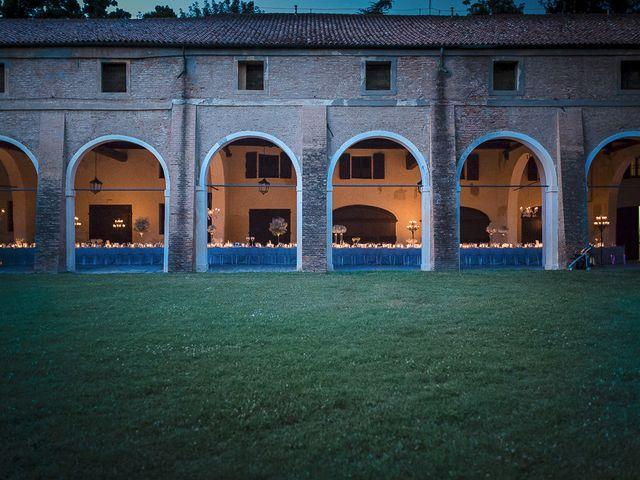 Il matrimonio di Matteo e Valentina a Arquà Polesine, Rovigo 62
