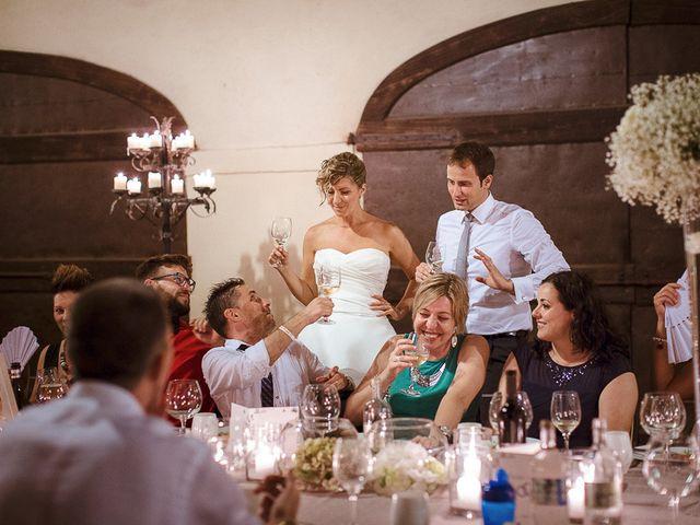 Il matrimonio di Matteo e Valentina a Arquà Polesine, Rovigo 66