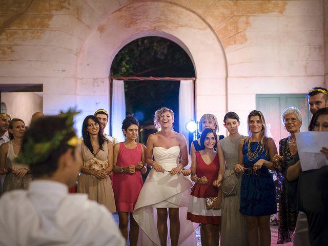 Il matrimonio di Matteo e Valentina a Arquà Polesine, Rovigo 73