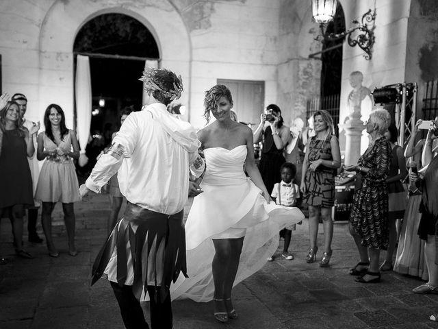 Il matrimonio di Matteo e Valentina a Arquà Polesine, Rovigo 74