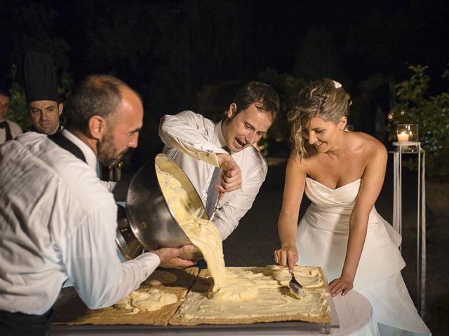 Il matrimonio di Matteo e Valentina a Arquà Polesine, Rovigo 86