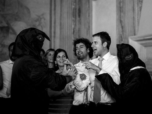 Il matrimonio di Matteo e Valentina a Arquà Polesine, Rovigo 91