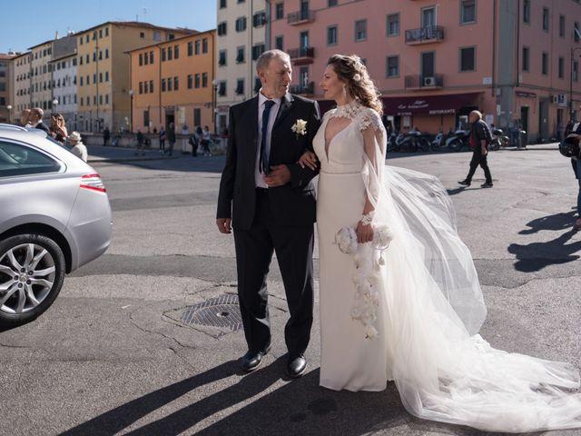 Il matrimonio di Claudio e Angela a Livorno, Livorno 14