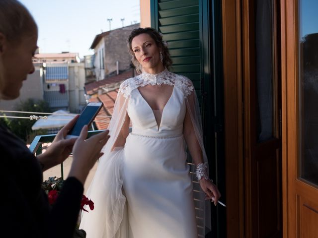 Il matrimonio di Claudio e Angela a Livorno, Livorno 7