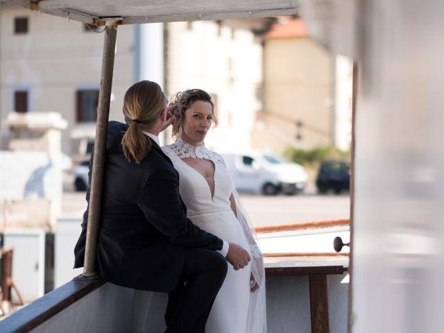 Il matrimonio di Claudio e Angela a Livorno, Livorno 24