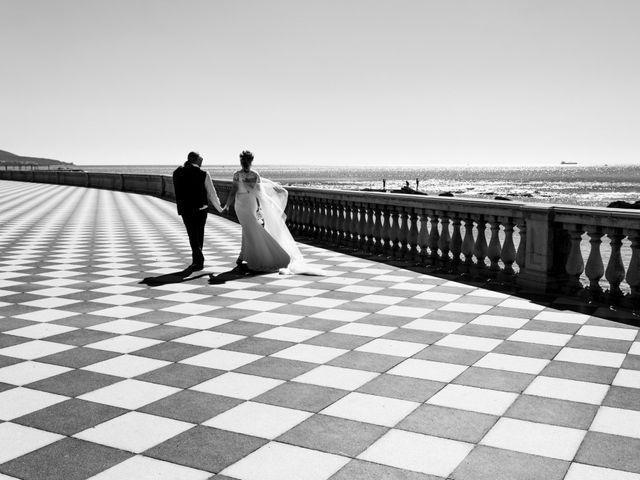 Il matrimonio di Claudio e Angela a Livorno, Livorno 29